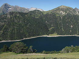 Lac de l'Oule (Source wikipedia.org)