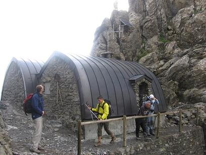 Refuge de Tuquerouye (Crédit photo Bruno Calvino)